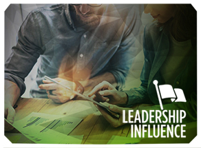 leadership influence work